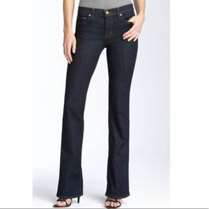 J Brand Curvy Fit Boot Cut Denim
